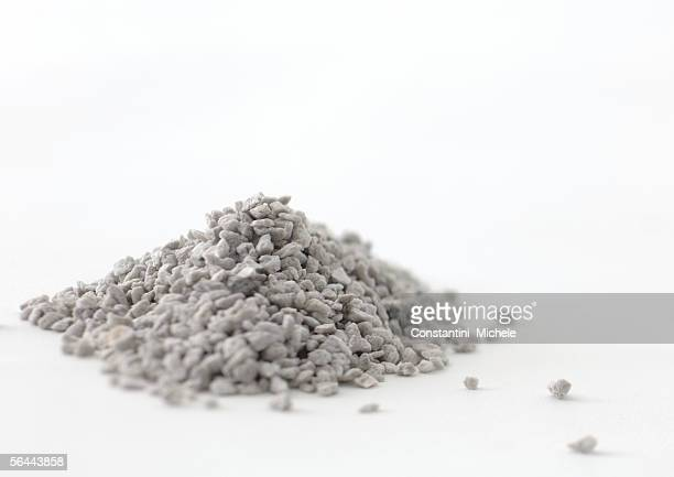 pile of gravel - pebble stock pictures, royalty-free photos & images