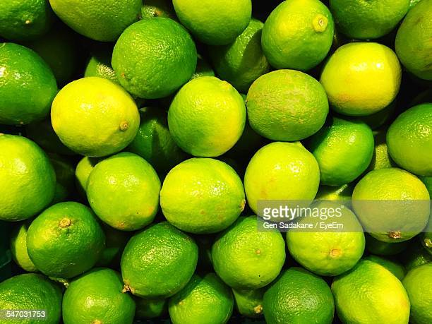 Pile Of Green Limes