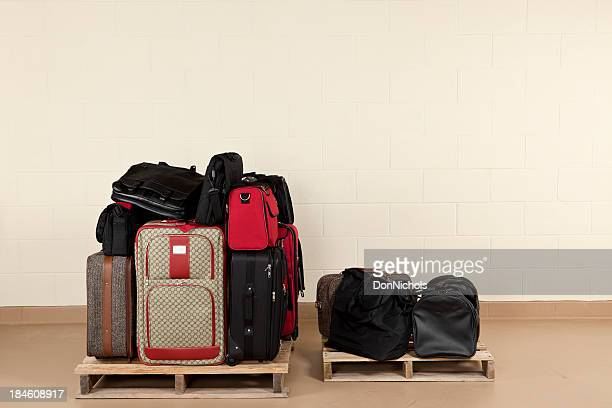 Pile of Lost Luggage