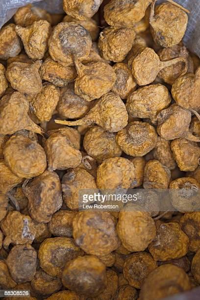 Pile of maca