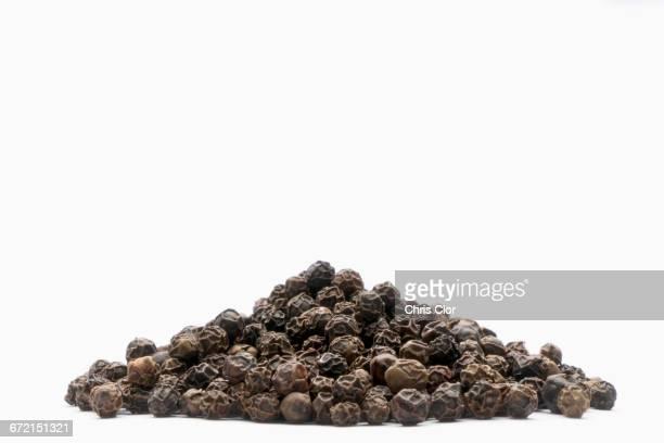 Pile of peppercorn