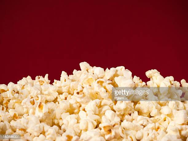 Pile of theater popcorn
