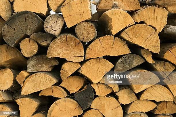 pile of wood - thinkstock stock-fotos und bilder