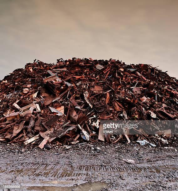 Piles of Scrap