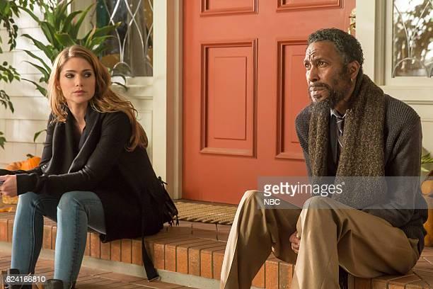 US Pilgrim Rick Episode 108 Pictured Janet Montgomery as Olivia Ron Cephas Jones as William