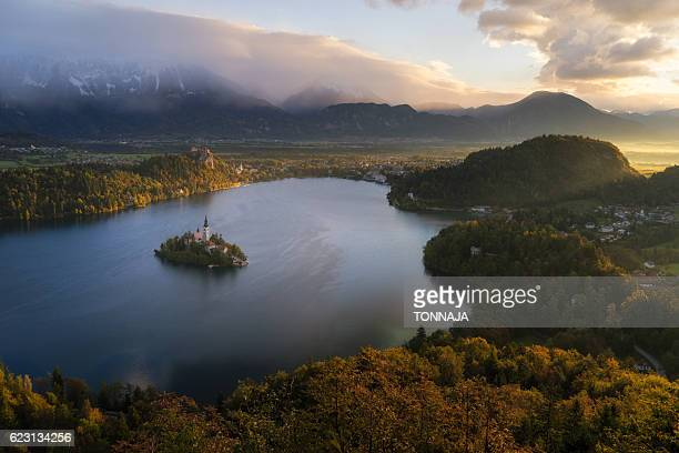 Pilgrimage Church of the Assumption of Maria in Lake Bled
