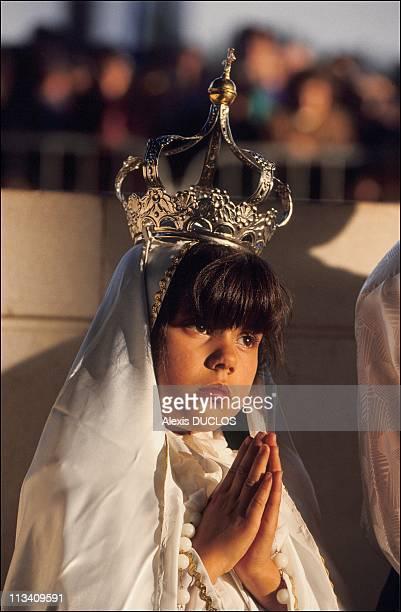 Pilgrimage To FatimaOn October13th 1991