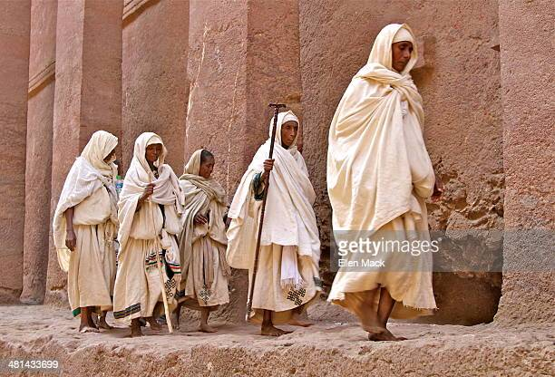 Pilgrimages play an important role in the life of many Ethiopians practicing Orthodox Christianity. The major pilgrimages are to the towns of Axum...