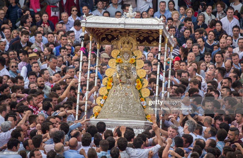 Virgen Del Rocio Procession