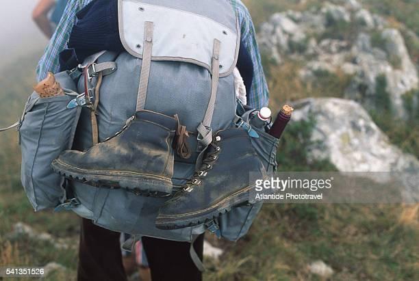 Pilgrims in the Valley of Grana