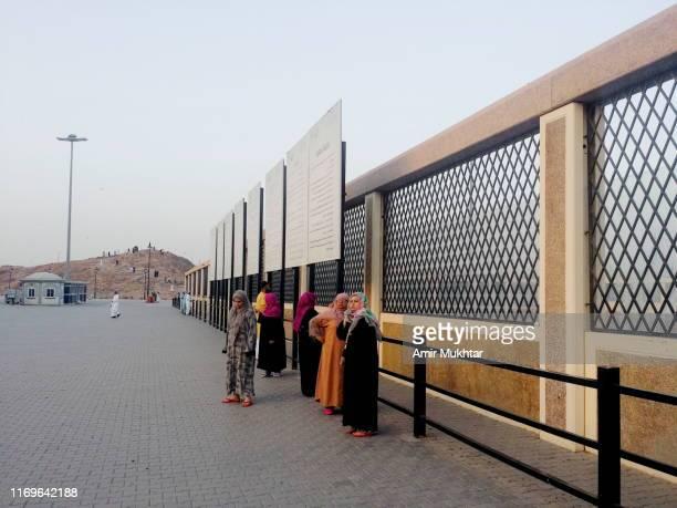 pilgrims visiting grave of hazrat amir hamza - ziarat stock photos and pictures