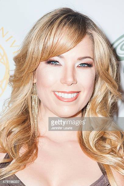Pili Montilla attends the Queen Of The Universe International Beauty Pageant hosted at the Saban Theatre on March 16 2014 in Beverly Hills California