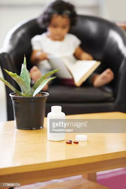 Tabletten können mit Konzentration