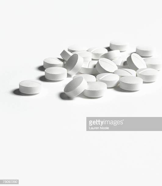 Pills, close up