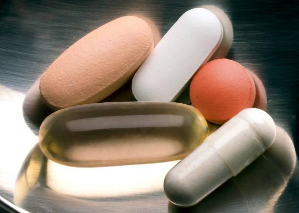 pills, closeup,