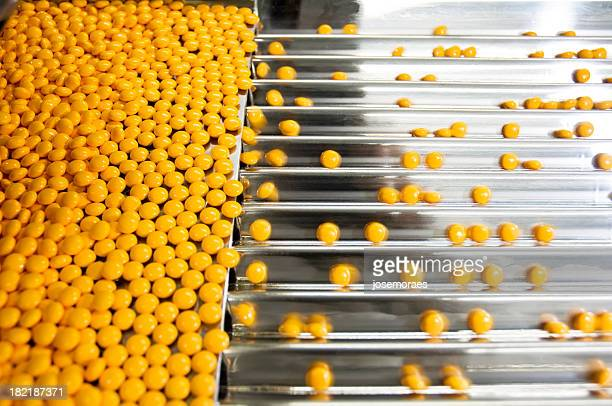 Pills In a Pharmaceutical  Industry