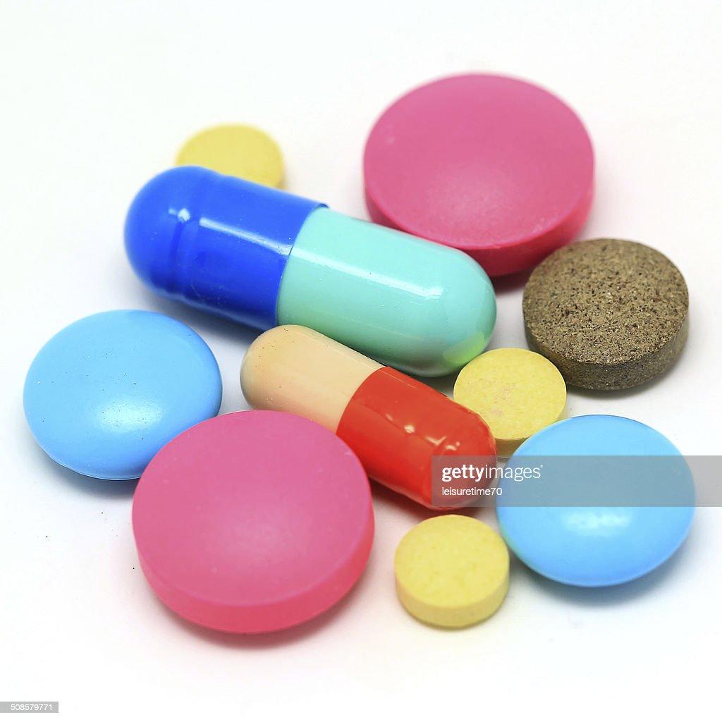 pills : Stockfoto