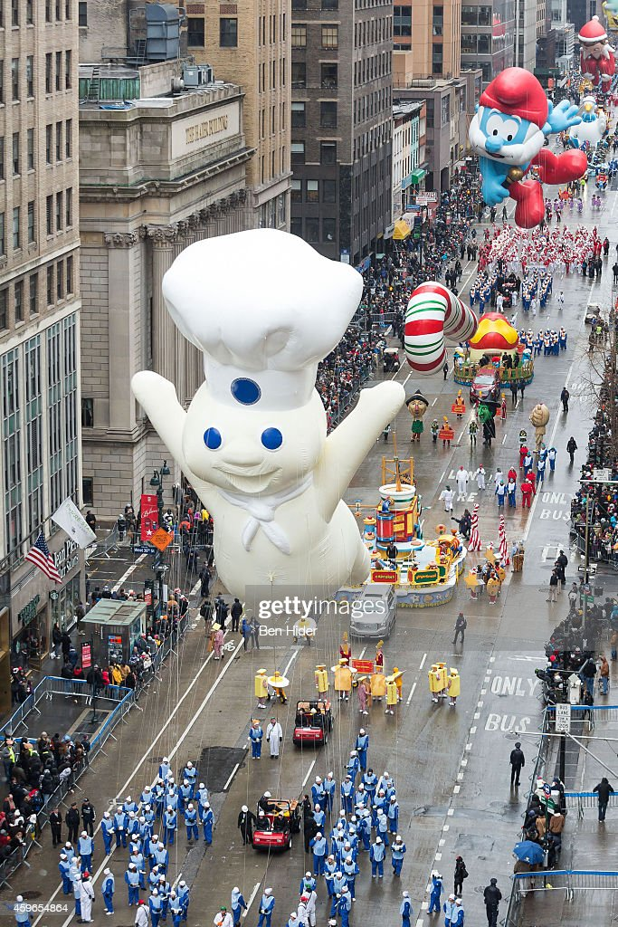 88th Annual Macy's Thanksgiving Day Parade : News Photo