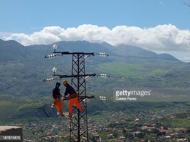 CONTENT] Pilone Haute Tension entretien en montagne