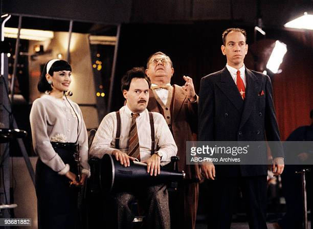 Pilot - 6/20/92, This series from producer David Lynch , set in 1957, went behind the scenes at the Zoblotnick Broadcasting Corporation during the...