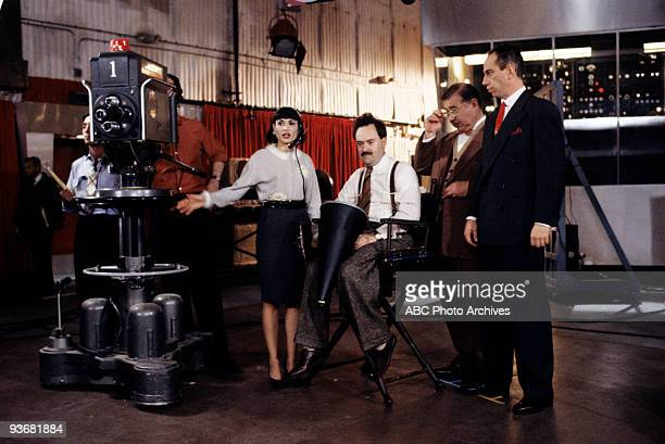 AIR pilot 6/20/92 This series from producer David Lynch set in 1957 went behind the scenes at the Zoblotnick Broadcasting Corporation during the...