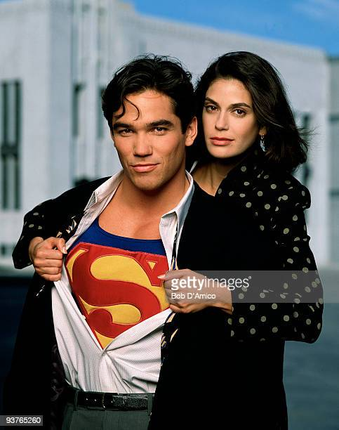 SUPERMAN Pilot 9/12/93 The Superman story focusing primarily on the relationship between Daily Planet reporter Clark Kent and his alter ego...