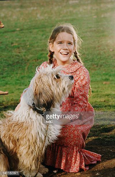 PRAIRIE 'Pilot' Aired Pictured Barney as Jack Melissa Gilbert as Laura Elizabeth Ingalls Wilder Photo by NBCU Photo Bank