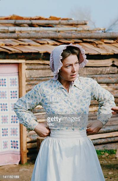 PRAIRIE Pilot Aired Pictured Karen Grassle as Caroline Quiner Holbrook Ingalls Photo by NBCU Photo Bank