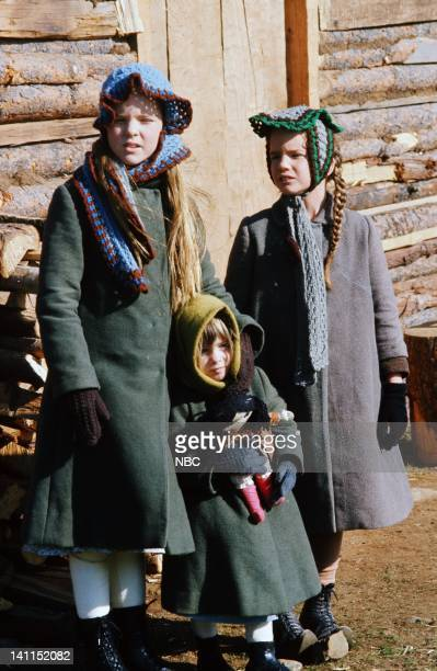PRAIRIE 'Pilot' Aired Pictured Melisssa Sue Anderson as Mary Ingalls Kendall Lindsay or Sydney Greenbush as Carrie Ingalls Melissa Gilbert as Laura...