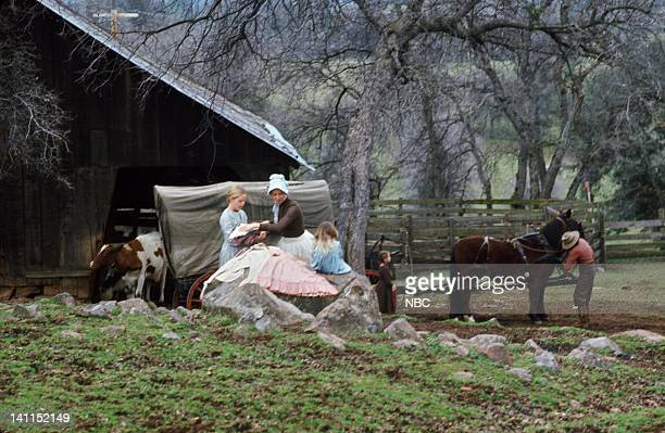 PRAIRIE Pilot Aired Pictured Melisssa Sue Anderson as Mary Ingalls Kendall Karen Grassle as Caroline Quiner Holbrook Ingalls Lindsay or Sydney...
