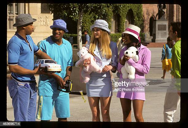 CLUELESS Pilot As If a Girl's Reach Should Exceed Her Grasp Airdate September 20 1996 DASH