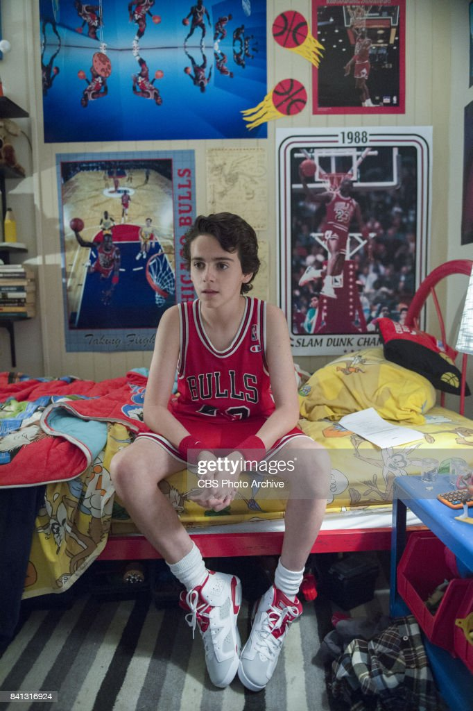 'Pilot' -- Bobby Moynihan, Jack Dylan Grazer and John Larroquette star as Alex Riley in a new comedy about the defining moments in one man's life over three distinct periods -- as a 14-year-old in 1991, at age 40 in present day and at 65 in 2042, on the series premiere of ME, MYSELF & I, Monday, Sept. 25 (9:30-10:00, ET/PT) on the CBS Television Network. Pictured: Jack Dylan Grazer as Young Alex