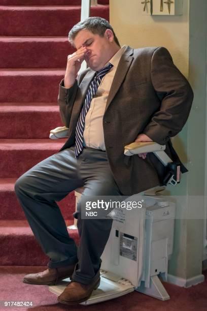 AP BIO 'Pilot Catfish' Episode 101 Pictured Patton Oswalt as Principal Durbin