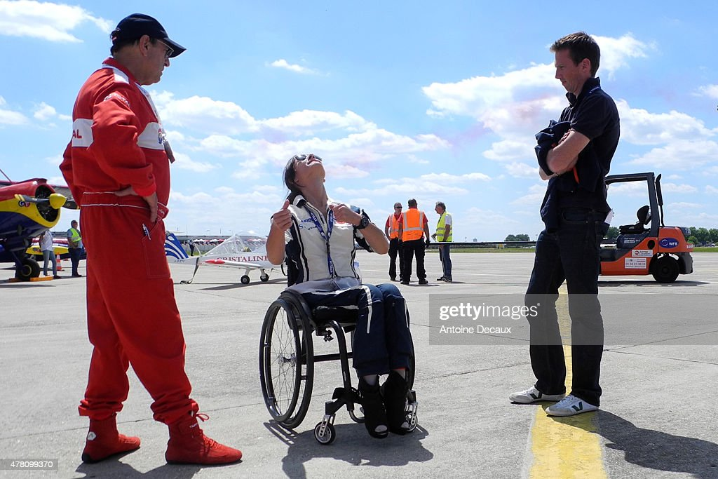 Paris Air Show 2015 : Photo d'actualité