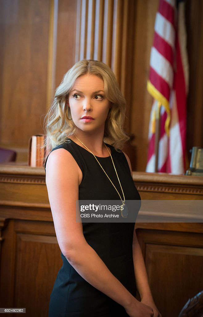 'Pilot'-- DOUBT will premiere Wednesday, Feb. 15 (10:00-11:00 PM, ET/PT) following the season finale of CODE BLACK. The new drama stars Katherine Heigl as a brilliant attorney at a boutique firm who starts to fall for her charismatic client, an altruistic pediatric surgeon recently accused of murdering his girlfriend 24 years ago. Pictured Pictured Katherine Heigl as Sadie Ellis