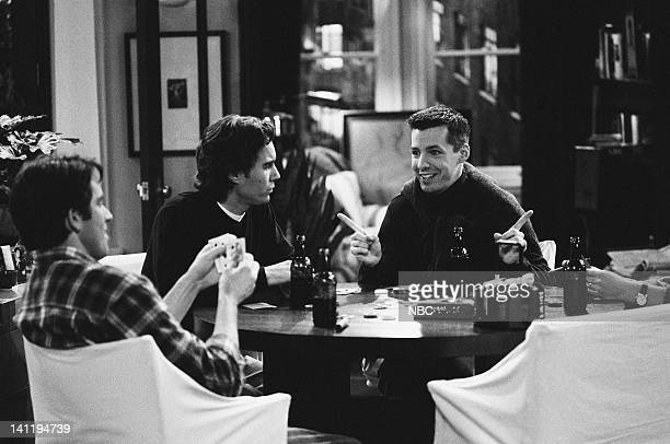 WILL GRACE 'Pilot' Episode 1 Air Date Pictured Todd Eckert as Jurgen Franzblau Eric McCormack as Will Truman Sean Hayes as Jack McFarland Photo by...