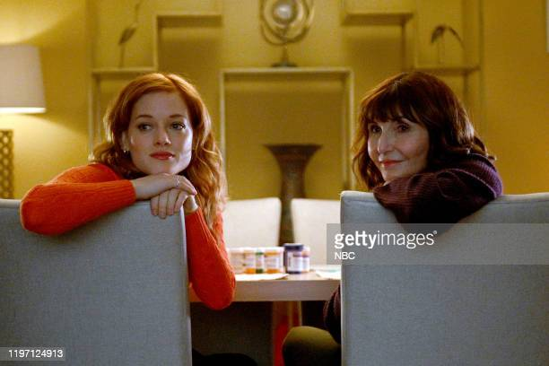 S EXTRAORDINARY PLAYLIST Pilot Episode 101 Pictured Jane Levy as Zoey Mary Steenburgen as Maggie