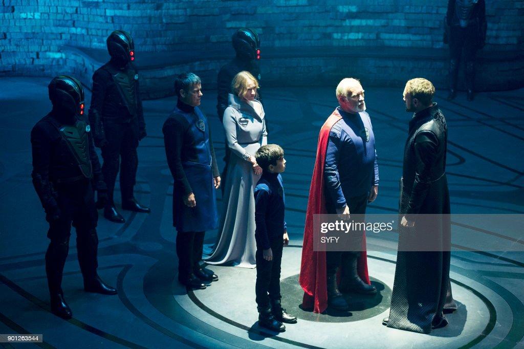 """Syfy's """"Krypton"""" - Season 1"""
