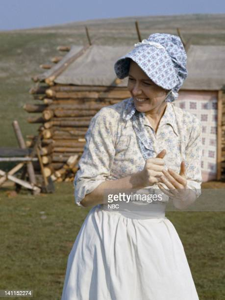 PRAIRIE Pilot Episode Air Date Pictured Karen Grassle as Caroline Quiner Holbrook Ingalls Photo by NBCU Photo Bank