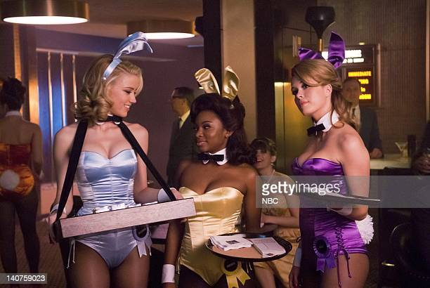 Amber Heard as Maureen Naturi Naughton as Brenda Leah Renee as Alice Photo by Matt Dinerstein/NBC/NBCU Photo Bank
