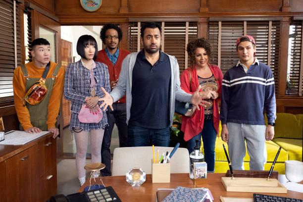 """GA: NBC's """"Sunnyside"""" - Season 1"""