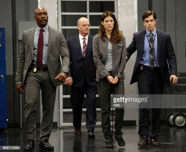 WITHIN 'Pilot' Episode Pictured Morris Chestnut as Will Keaton John Finn as Richard Bregman Jennifer Carpenter as Erica Shepherd