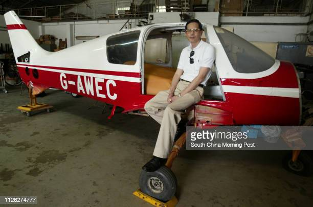 Pilot Francis Chin Yiucheong has set up a website for a campaign which aims to turen the Kai Tak Airport runway into an aviation centre with a...
