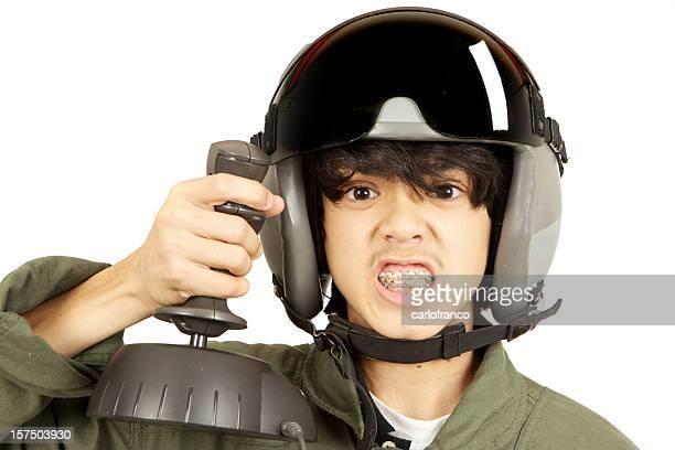 pilot gamer