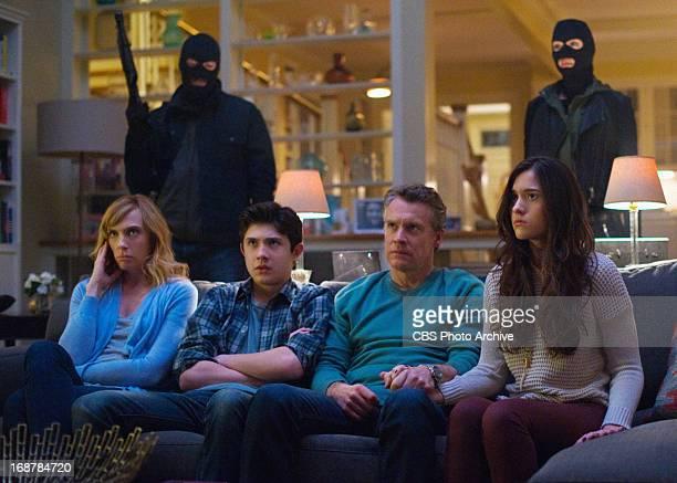 Pilot HOSTAGES CBS' new high octane suspense drama starring Toni Collette as Dr Ellen Sanders a premiere surgeon thrust into a chilling political...