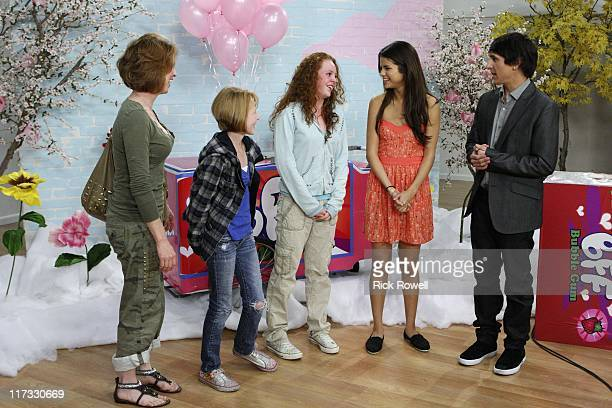 PRANKSTARS Pilot In the premiere episode featuring three pranks 14yearold Mary is put to the test when she is paired up with Selena Gomez disguised...