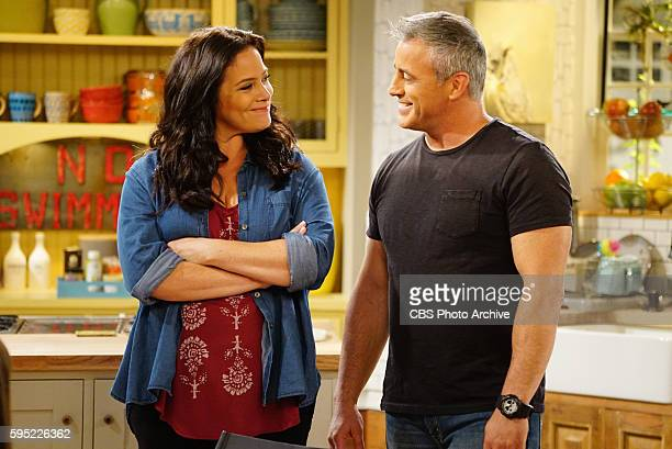 'Pilot' MAN WITH A PLAN stars Golden Globe Award winner Matt LeBlanc in a comedy about a contractor who starts spending more time with his kids when...