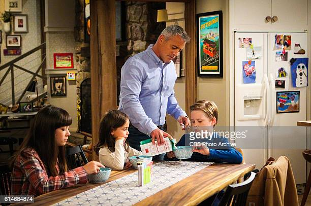 Pilot MAN WITH A PLAN stars Golden Globe Award winner Matt LeBlanc in a comedy about a contractor who starts spending more time with his kids when...