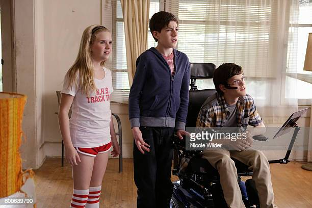 SPEECHLESS Pilot Maya DiMeo moves her family to a new upscale school district when she finds the perfect situation for her eldest son JJ who has...