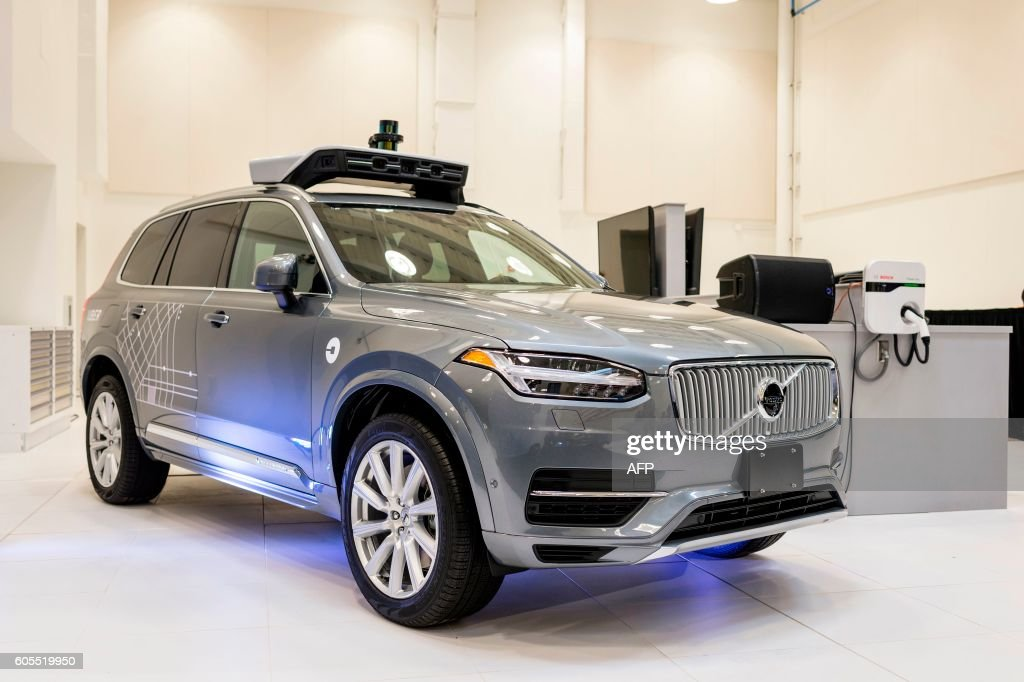 FILE: Uber's Self-Driving Cars